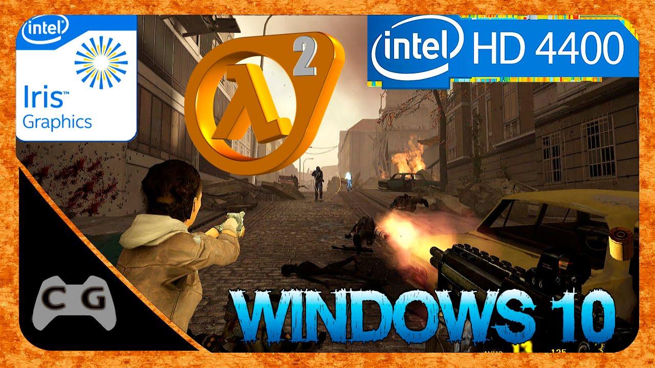 Half Life 2: Update Gameplay Intel HD Graphics Teste no Windows 10 #131