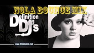 adele rolling in the deep new orleans bounce mix