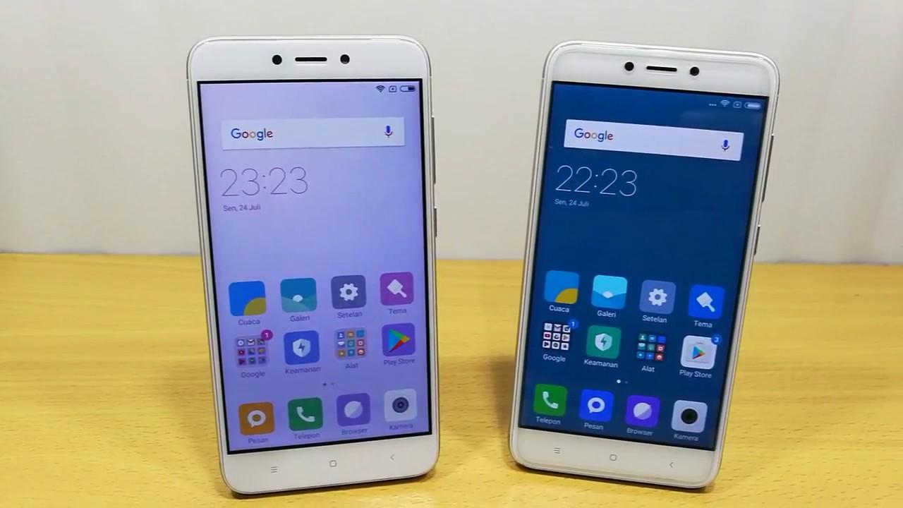 Test Xiaomi Redmi 4x 2 16 Vs 4x Prime 3 32 Gak Ada Bedanya Youtube