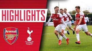 LAST MINUTE WINNER! | Arsenal 3 - 2 Tottenham Hotspur | U18s