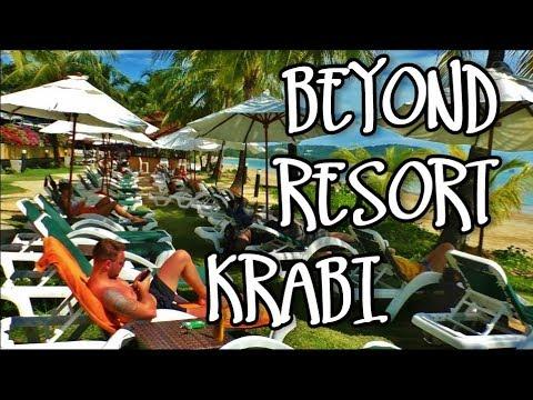 KRABI HOTEL REVIEW – BEYOND RESORT KLONG MUANG – ACCOMADATION, FACILITIES, LOCATION, FOOD, BEACH