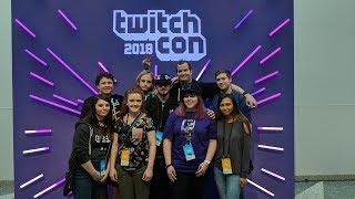TwitchCon! OFFICIAL VLOG RETURN!!! (Vlog #51) thumbnail