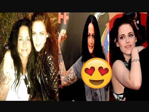 Kristen Stewart's Mother Jules MannStewart looks like Kristen Stewart