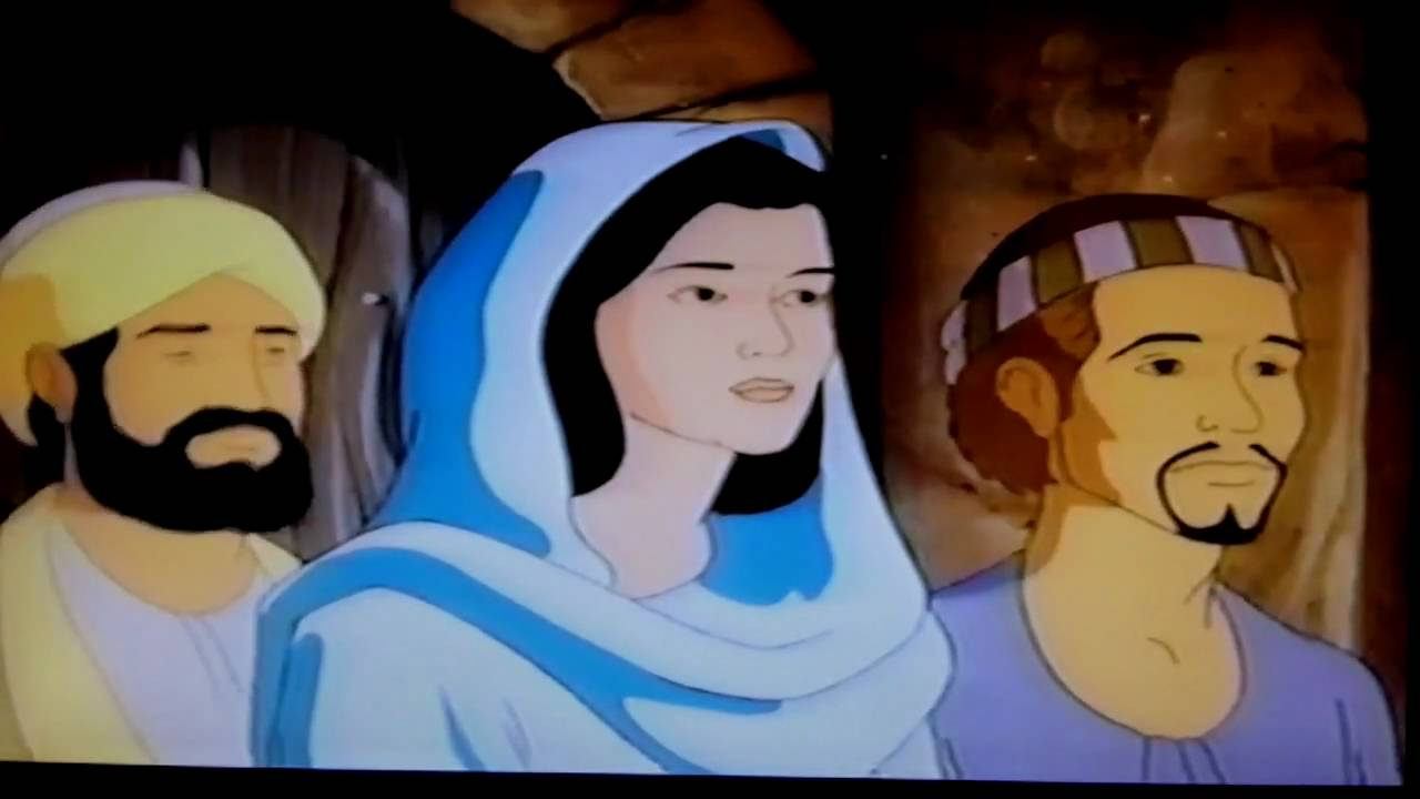 6468152bf The Greatest Adventure - Stories From The Bible- The Easter Story Part 1 -  YouTube
