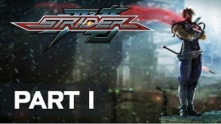 Strider 2014 - Part 1 - Playthrough [1080p HD] - No Commentary