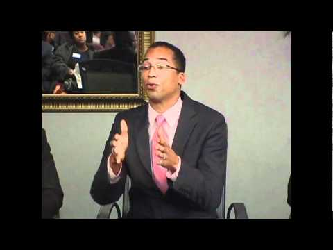 Dr. David M. Anderson Sr. SPEAKS - Hotel Financing - Bronner Business Institute Atlanta GA