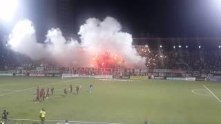 Carabobo FC  ante el Dvo Tachira. (COPA VENEZUELA)