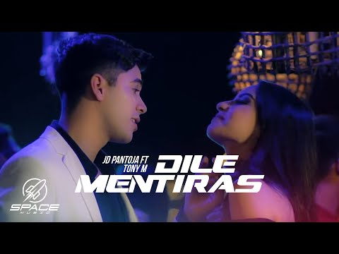 JD Pantoja - Dile Mentiras ft. Tony M (Video Oficial)