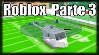 Jogando Roblox - Roblox City - Parte 3