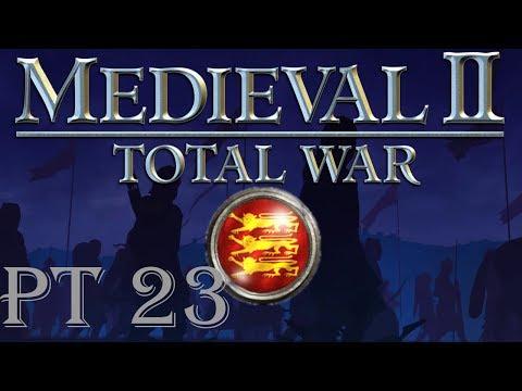 Medieval 2: Total War - England Campaign Pt23: I Hate Forests...