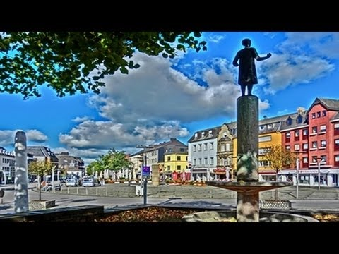 SEHENSWERT 09: Mönchengladbach in HDR - YouTube