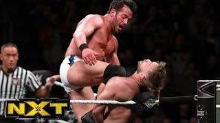 Roderick Strong vs. Tyler Bate - WWE U.K. Championship  #1 Contender's Match: WWE NXT, Jan. 31, 2018