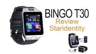 Bingo T30 Smartwatch Unboxing in hindi