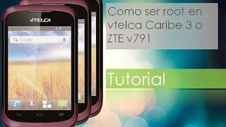 Root y Recovery de Caribe 3 V791