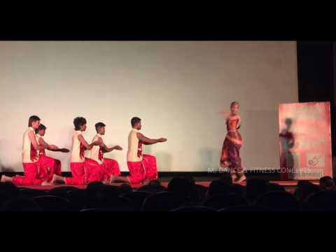 Norway Tamil film festival Awards | Mj Dance & Fitness Concepts | Semi Classical Contemprary