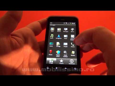 HTC Rhyme, review Full HD in limba romana - Mobilissimo TV