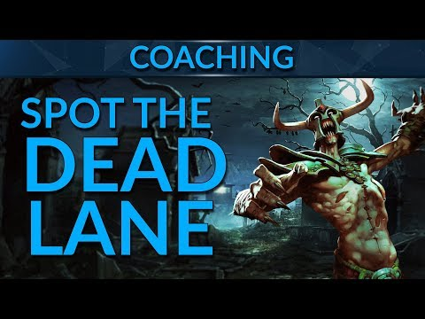 Know Your DEAD LANES! | Dota 2 Guide