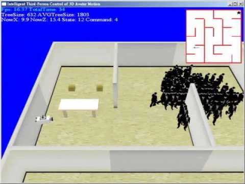 32 - Interactive Motion Control - Intelligent Third Person Control