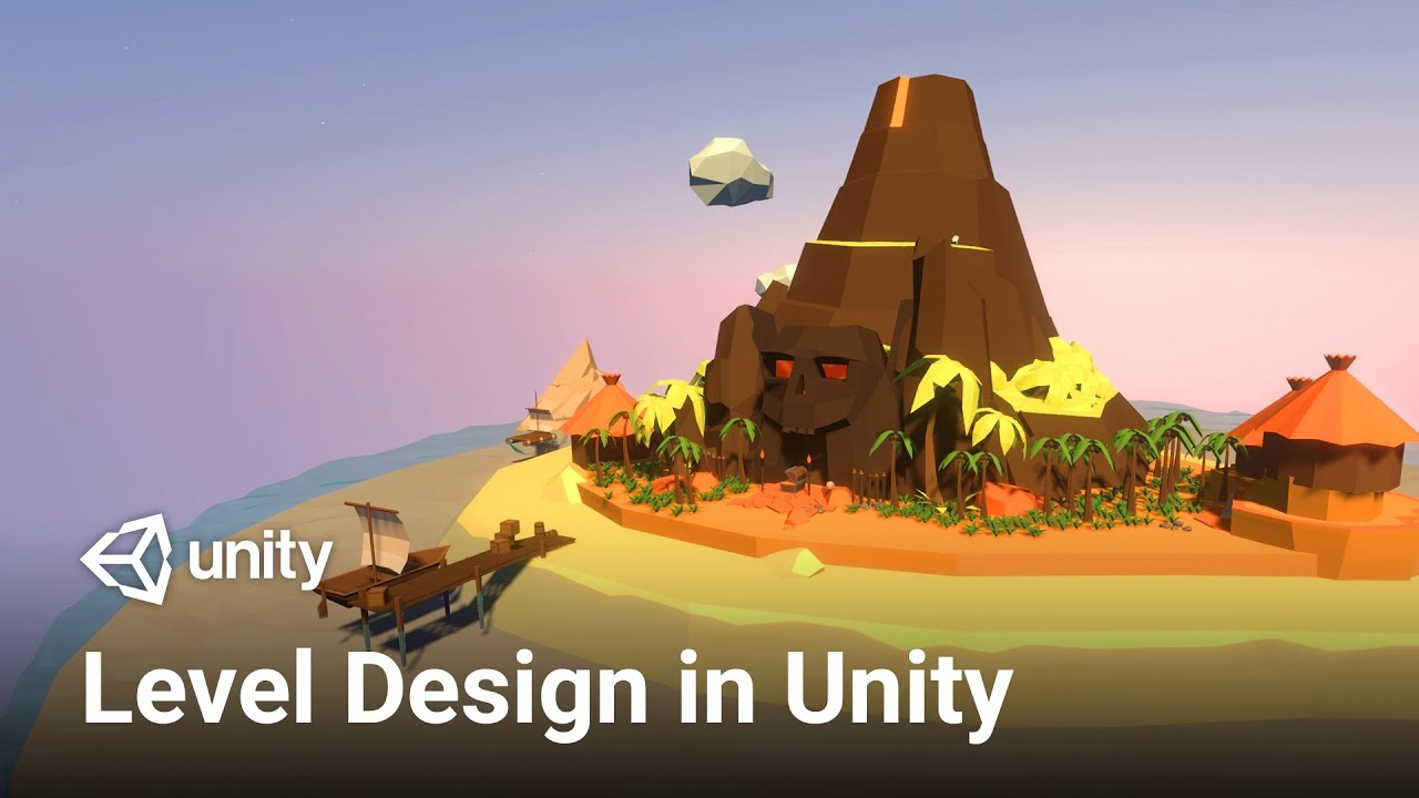Tips for Level Design in Unity 2019!