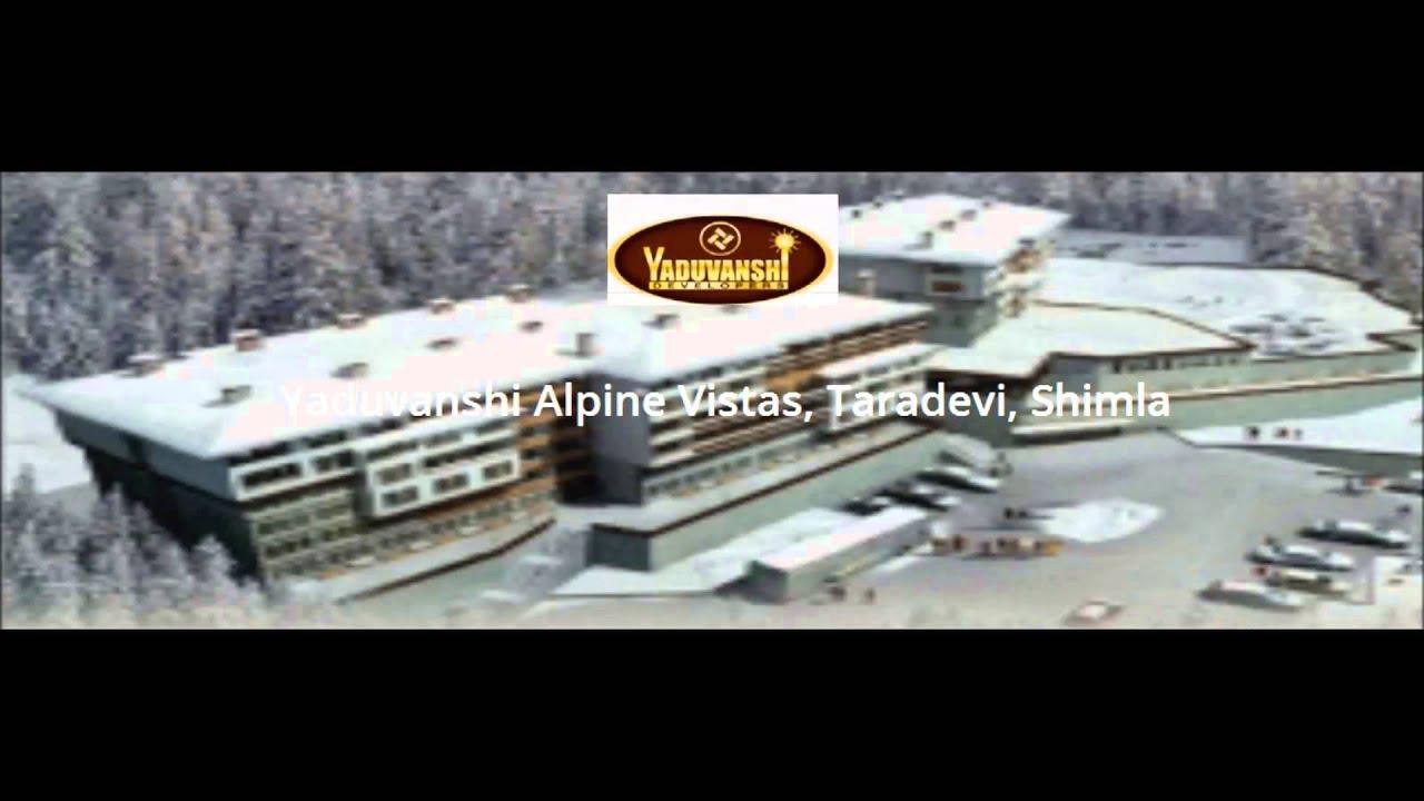 Alpine Vistas Shimla 2/3 BHK Flats For Sale By Yaduvanshi Developers
