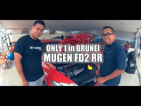 Civic FD2 Mugen RR - Only 1 in Brunei
