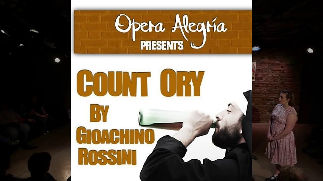 Opera Alegría's Count Ory - Tiresias gives his predictions