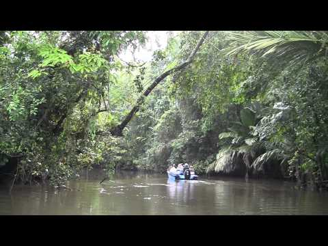 Costa Rica 2011 - Discovering the country (1/2)