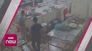 Truy tìm nghi phạm tạt axit mù mắt nữ phụ bếp