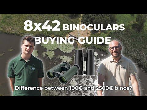 The ULTIMATE 8x42 Binoculars Buying Guide | Optics Trade In The Field