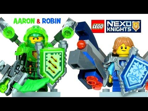 Lego Nexo Knights Фото