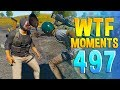 PUBG Daily Funny WTF Moments Highlights Ep 497