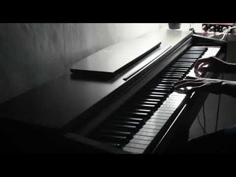 Anji - Menunggu Kamu Piano Cover