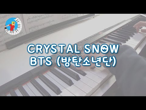 "BTS (防弾少年団) - ""Crystal Snow"" 