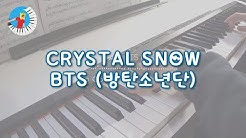 BTS -【Crystal Snow Piano】+ Orchestra Beautiful EMOTIONAL Build up Ver.