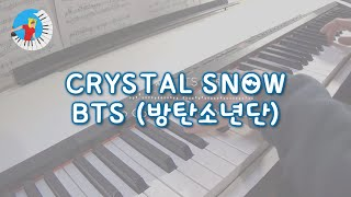 """BTS (防弾少年団) - """"Crystal Snow"""" 