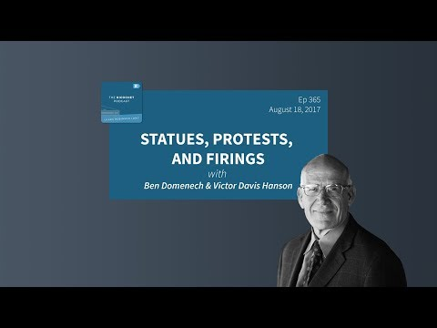 Ricochet Ep 365- Statues, Protests, and Firings with Victor Davis Hanson