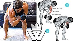 Build Your MUSCLE At HOME (25 BEST Exercises)