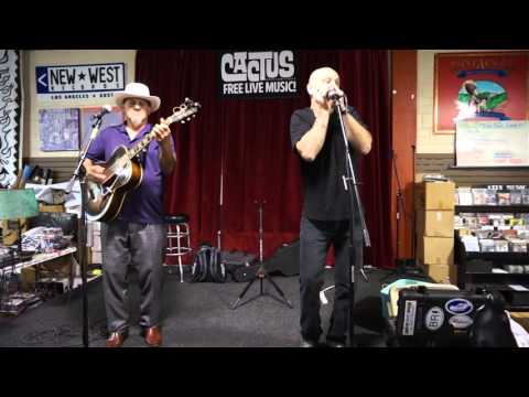 Bob Lanza And Steve Krase- Live Acoustic At Cactus Music Houston