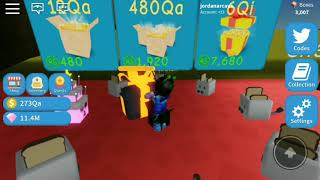 Roblox unboxing simulador parte1