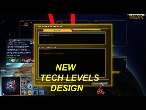 Star Trek TOS – The New Tech Level