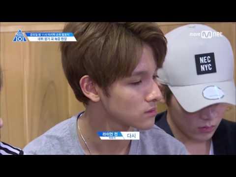 Jonghyun birthday prank (종현) || Super hot recording || Produce 101 Season 2 (프로듀스 101 시즌 2)