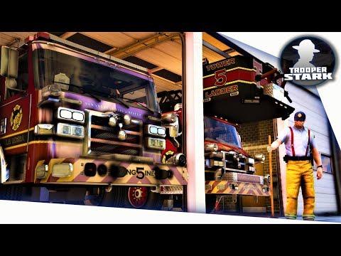 GTA 5 RP | SA'F FD #4 | Mass Casualty Event