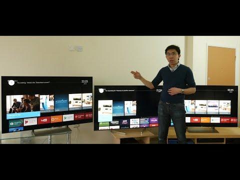 Sony XF90 (X900F) vs XE93 (X930E) vs XE90 (X900E) - YouTube