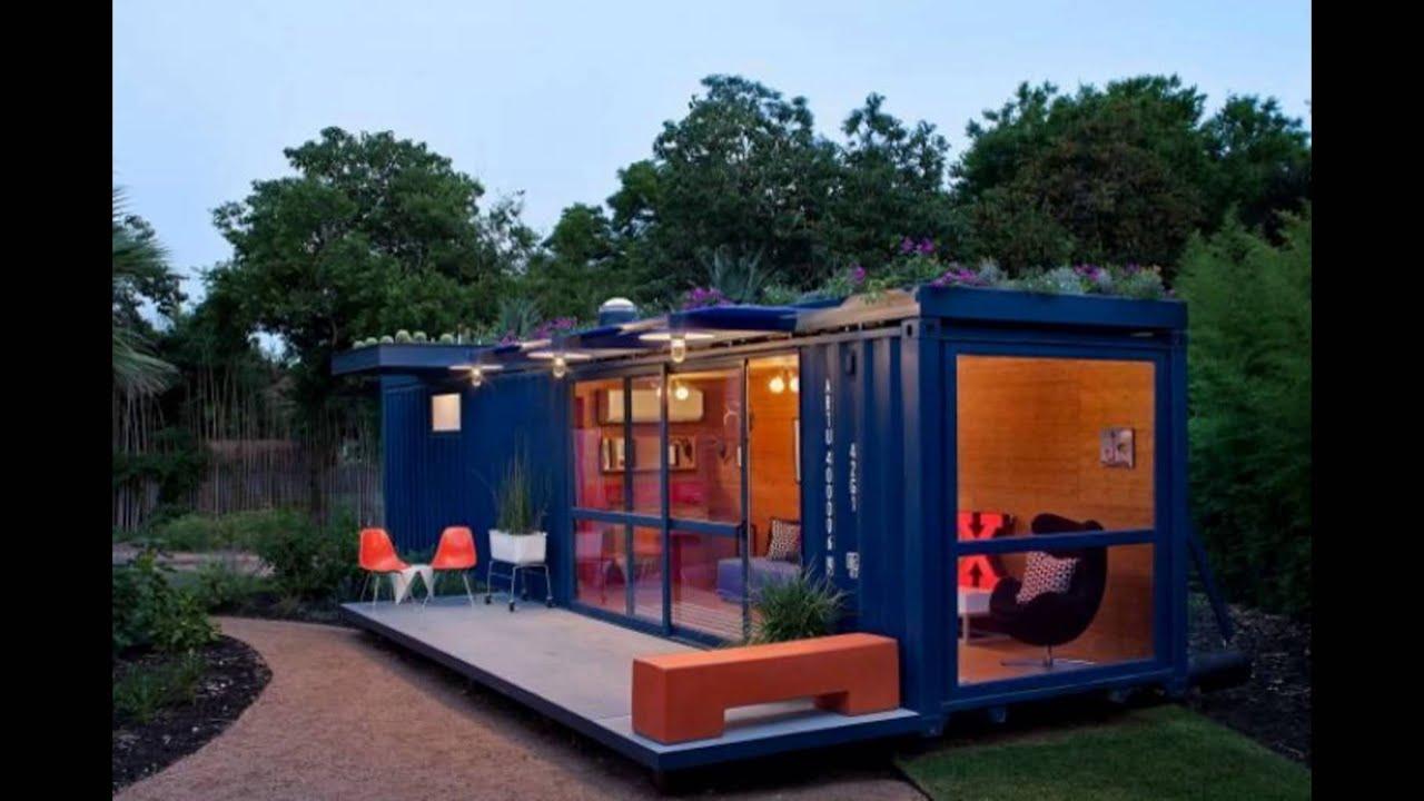 Los mejores dise os de casas en contenedores increible for Casas de container modernas
