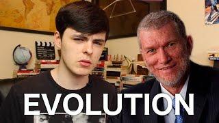 12 Arguments Evolutionists Should NEVER use! (Apparently)