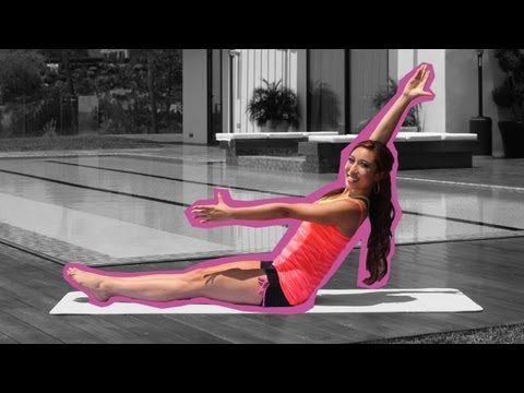 Pilates Bootcamp Workouts With Cassey Ho