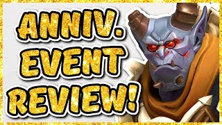 Overwatch - 2019 ANNIVERSARY EVENT REVIEW (The Best 3rd Year Event?)