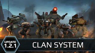 Trailer: Clan system