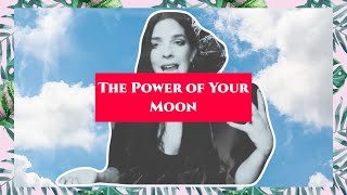 Unveil Your Divine Feminine & Inner Power with Your MOON SIGN