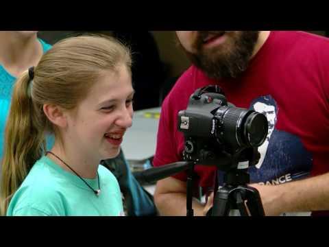 Kids' Film Summer Camp at Zachary